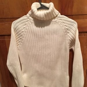 Gap Chunky Turtleneck Sweater - Size M